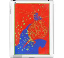 Goddess of the Spheres iPad Case/Skin