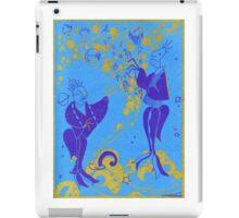 Alien Intellectuals iPad Case/Skin