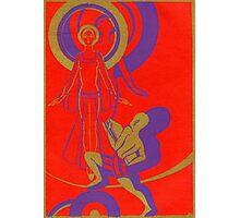 Alien Goddess Photographic Print