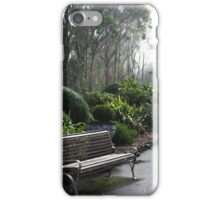 Bench Seat iPhone Case/Skin