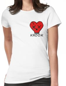 Krook mob Womens Fitted T-Shirt