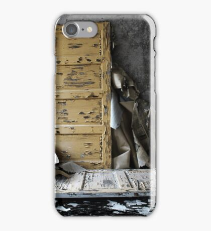 15.2.2016: Old Doors iPhone Case/Skin