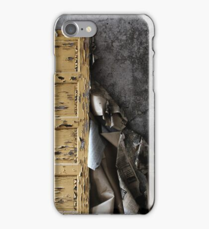 15.2.2016: Old Door iPhone Case/Skin