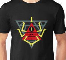 Gravity Falls - Bill Cipher Unisex T-Shirt