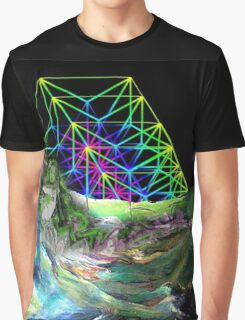 Time travel to the other lands. Graphic T-Shirt