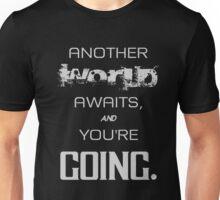 Another World Awaits Unisex T-Shirt
