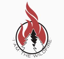 I am the Wildfire by AlyOhDesign