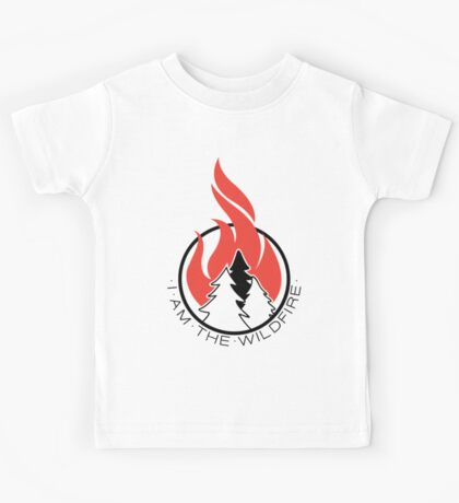 I am the Wildfire Kids Tee