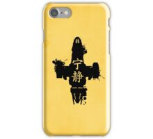 Firefly Serenity Ink Blot iPhone Case/Skin