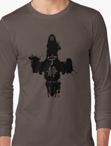 Firefly Serenity Ink Blot Long Sleeve T-Shirt