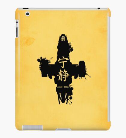 Firefly Serenity Ink Blot iPad Case/Skin