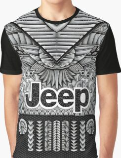 Aztec offroad Graphic T-Shirt