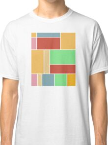 Abstract #347 1960s Palette Classic T-Shirt