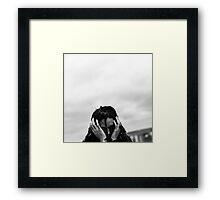 Chris Travis Framed Print