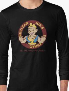 Nuclear Joe's Average Gym Long Sleeve T-Shirt