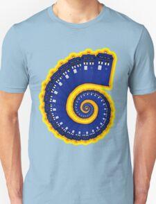 Doctor Who - TARDIS Spiral Unisex T-Shirt