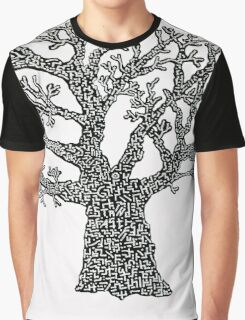 Stand Fast - Mixed Media Graphic T-Shirt