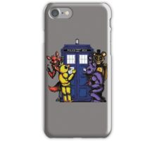 The Animatronics Have the Phone Box  iPhone Case/Skin