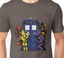 The Animatronics Have the Phone Box  Unisex T-Shirt