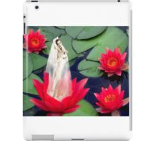 Flower Princess iPad Case/Skin