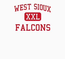 West Sioux Falcons XXL Football Unisex T-Shirt