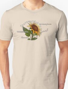 Sunflower - Tournesol T-Shirt