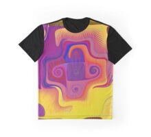 Luminous 10 Fine Fractal Art Graphic T-Shirt