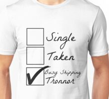 Busy shipping Tronnor Unisex T-Shirt