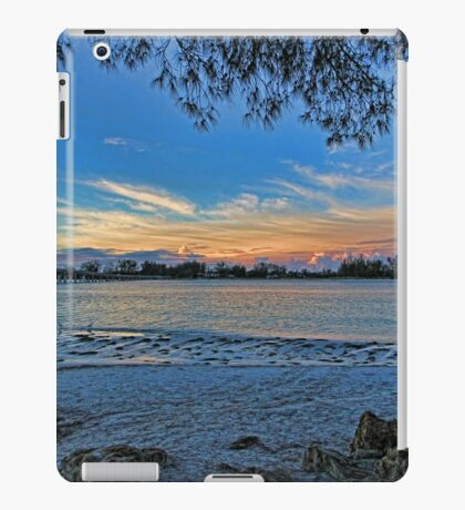 Longboat Pass  iPad Case/Skin