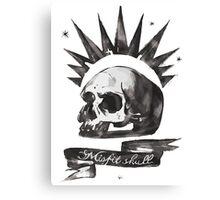 Life is Strange - Chloe's Shirt Canvas Print