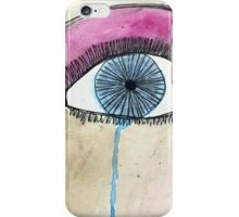 Window to the soul iPhone Case/Skin
