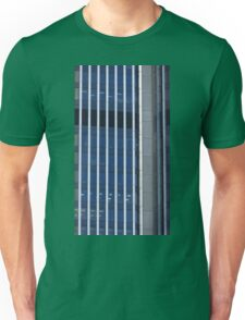 Stripes - Tower 42, London Unisex T-Shirt