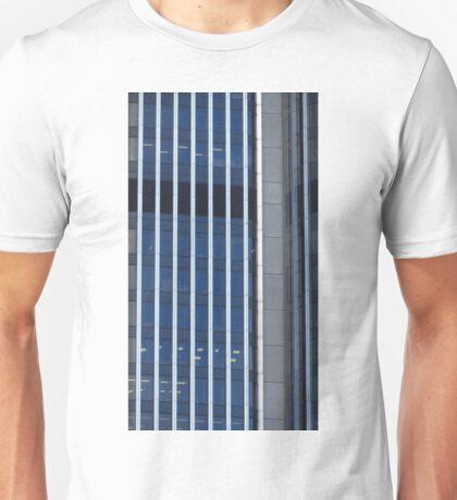 Stripes - Tower 42, London Unisex T-Shirt