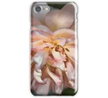 Timeless - A Vintage Rose iPhone Case/Skin