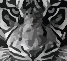 Eyes of the Tiger Sticker