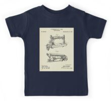 Sewing Machine-1885 Kids Tee