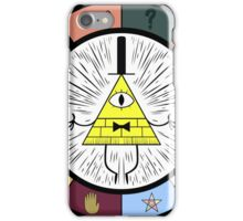 Cipher Wheel iPhone Case/Skin