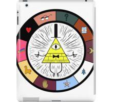 Cipher Wheel iPad Case/Skin