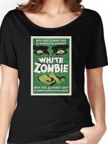 White zombie - the movie Women's Relaxed Fit T-Shirt
