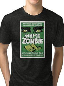 White zombie - the movie Tri-blend T-Shirt