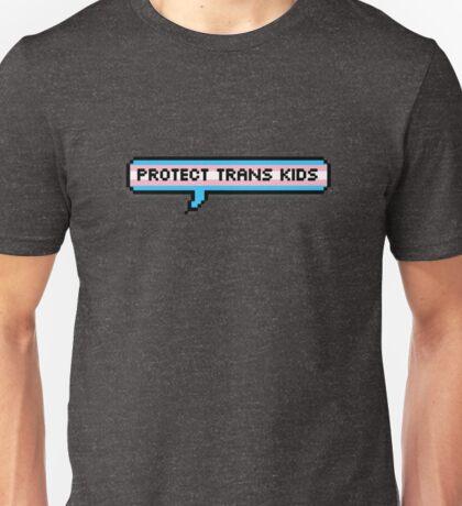 protect trans kids Unisex T-Shirt