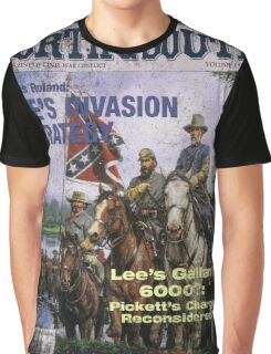 VINTAGE POSTER : CIVIL WAR Graphic T-Shirt