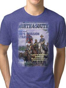 VINTAGE POSTER : CIVIL WAR Tri-blend T-Shirt