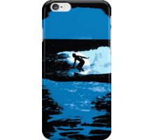 Shadow Surfer iPhone Case/Skin
