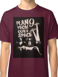 Plan 9 from outer space - the movie Classic T-Shirt