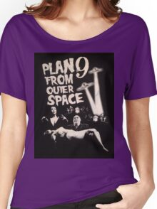 Plan 9 from outer space - the movie Women's Relaxed Fit T-Shirt