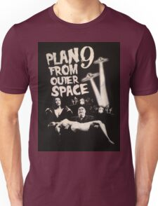 Plan 9 from outer space - the movie Unisex T-Shirt