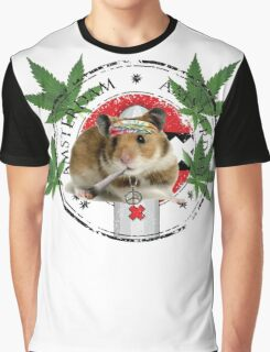 Hamster Jam Graphic T-Shirt