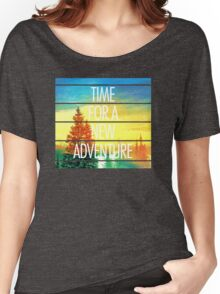 New Adventure Women's Relaxed Fit T-Shirt