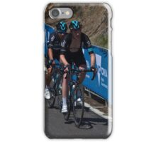 Chris Froome, 2016 Jayco Herald Sun Tour, stage 4 Arthur's Seat iPhone Case/Skin